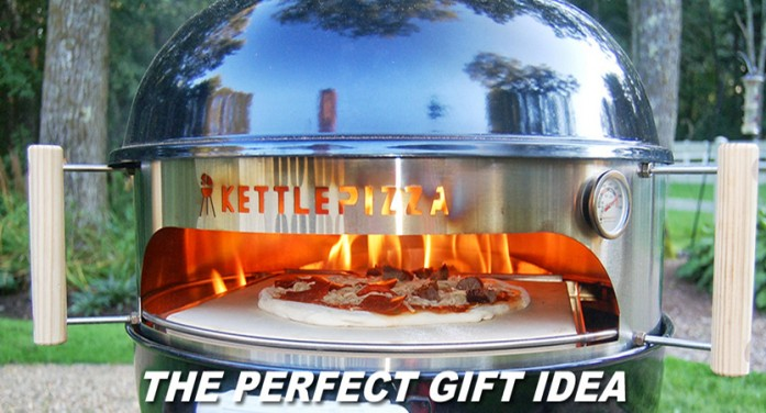 Kettle Pizza Review: BUY IT!